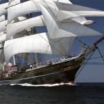 »Beagle Journey«: Avid-Equipment unter Segel