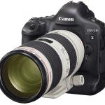 Canon EOS-1D X löst EOS-1D Mark III und IV ab