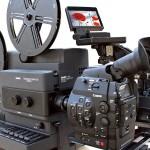 Super-8-Material digitalisieren mit DSLRs und SLS-Kameras
