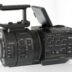 4K-Special Kameras: Sony NEX-FS700R mit HXR-IFR5