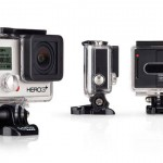 Action-Cam: GoPro Hero 3+ Black Edition