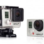 Action-Cam: GoPro Hero 3+ Silver Edition