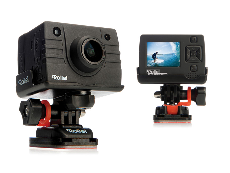 action cam rollei actioncam 5s wifi film tv. Black Bedroom Furniture Sets. Home Design Ideas