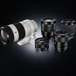 Vollformat-Objektive für E-Mount Kameras