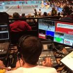 Großleinwand-Spektakel beim Wiener ATP-Turnier mit Blackmagic Design produziert