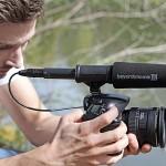 Beyerdynamic: MCE 85 Shotgun Mic