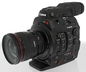 C300, Canon, Kamera