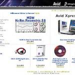 Vertriebs-News von Avid, Cat, 3D Powerstore und Softimage