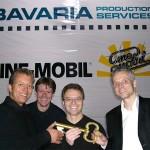 BPS und Cine-Mobil eröffnen neues Licht- und Bühnentechniklager