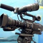 Kunststück: HDV-Camcorder von JVC