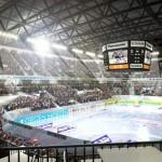 Mannheimer SAP-Arena: AV-Ausstattung in HD