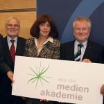 ARD.ZDF Medienakademie: Fusion aus SRT und ZFP