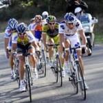 Test von Stereo-3D-Live-Übertragung beim Radrennen Paris-Tours