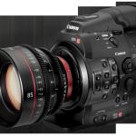 Jetzt offiziell: Canon stellt digitale Filmkamera EOS C300 vor