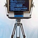 Vestek TP-22: Teleprompter für Studioeinsatz