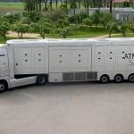 ATM System erweitert Fahrzeugflotte mit neuem HD-Ü-Wagen