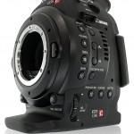 Handling-Test Canon C100: Diener zweier Herren