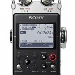 Sony PCM-D100: Kompakter Audio-Fieldrecorder