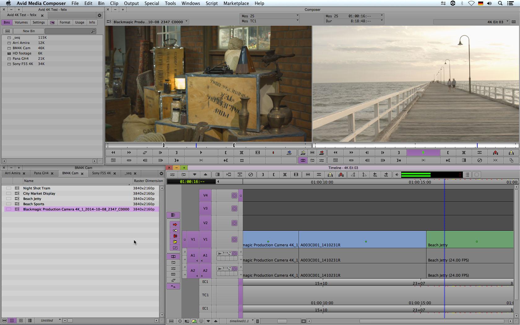 Editing in 4K: Machbar mit Bordmitteln? - film-tv-video.de