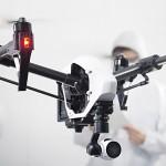 Inspire 1: Neuer Quadrokopter von DJI mit 4K-Kamera