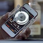 DroKnob V2: iPhone mit Drehrad als Funkschärfe