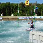 VideoReferee: Videobeweis bei der Kanu-Slalom-WM in London