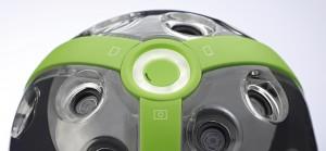 Panono. 360-Grad-Kamera