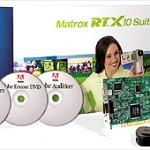 Matrox kündigt RT.X10 Suite an