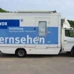WDR bildet Mediengestalter am DVS-9000 aus