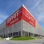 Esprit Arena nutzt IPTV-System von Teracue