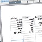 Mit Excel als Waffe auf dem Weg zur Weltherrschaft