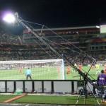 ABC Products-Kräne im Einsatz bei der Fußball-EM 2012