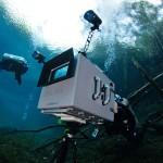 DeepSee-X: Unterwassergehäuse für Stereo-3D