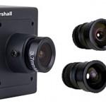 Miniaturkameras von Marshall
