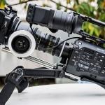 Zubehör für den Sony-Camcorder FS7