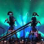 TopVision realisierte Linkin-Park-Konzert live über Satellit in Ultra-HD