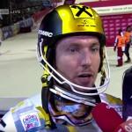 Weltcup-Slalom: Kameradrohne stürzt während Rennens auf Piste