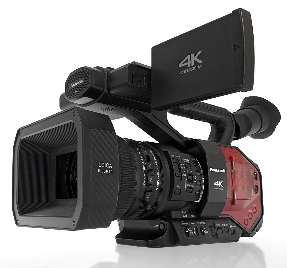 Test: 4K-Handheld AG-DVX200 von Panasonic - film-tv-video.de