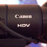 IBC2005: Canon zeigt HDV-Camcorder