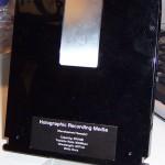 IBC2005: Holografisches Aufzeichnungssystem bei Maxell