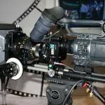 IBC2005: JVC präsentiert GY-HD100 mit neuem Filmzubehör