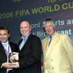 IBC2006: HBS und Infront gewinnen IBC-Award für New-Media-Aktivitäten während der Fußball-WM
