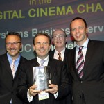 IBC2006: Innovation-Award für Digital Cinema von T-Systems und Partnern