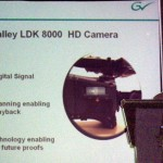 IBC2006: Weniger Infinity, aber neue 1080/50p-Kamera bei Grass Valley