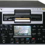 IBC2006: HDV-Recorder von Sony mit HD-SDI-Option