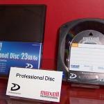 IBC2006: XDCAM-Scheiben nun von drei Herstellern verfügbar