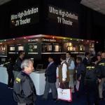 IBC2006: NHK und Partner zeigen Ultra High Definition