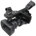 IBC2007: Sony zeigt Festspeicher-Camcorder