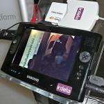 IBC2007: Mobiles Fernsehen mit DVB-H