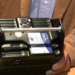 IBC2008: Cine 60 stellt Kopflicht und Akku-Pack vor